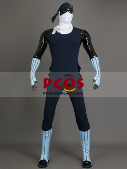 Picture of Naruto Momochi Zabuza 2nd Generation Cosplay Costume mp003974