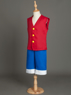 Picture of D. Monkey Luffy Cosplay Costumes From One Piece For Kids mp004112