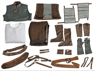 Picture of Ready to Ship The Witcher 3:Wild Hunt Geralt of Rivia Cosplay Costume mp003191
