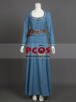 Picture of Westworld Season 1 Dolores Cosplay Costume mp004155