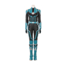Picture of Captain Marvel Carol Danvers Green Cosplay Costume mp004235