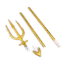 Picture of New DC Aquaman Arthur Curry Cosplay Trident mp004259