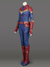Picture of Reay to Ship New Captain Marvel Carol Danvers Cosplay Costume mp004280