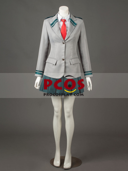 Picture of Ready to Ship My Hero Academia Females Winter Uniforms Cosplay Costume mp004144