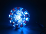 Picture of Ready to Ship Endgame Iron Man Tony Stark's Arc Reactor Glow Cosplay Accessories mp004297