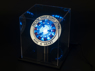 Picture of Endgame Iron Man Tony Stark's Arc Reactor Glow Cosplay Accessories mp004297