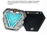Picture of Ready to Ship Endgame Iron Man Tony Stark Cosplay  Chest Light mp004298