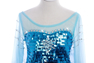 Picture of Frozen Elsa Cosplay Costume For Child mp004877