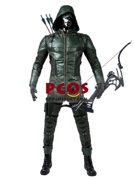 Picture of Green Arrow Season 5 Oliver Queen Cosplay Costume mp003491