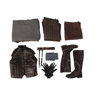 Picture of Game of Thrones  Season 8 Arya Stark Cosplay Costume mp004909