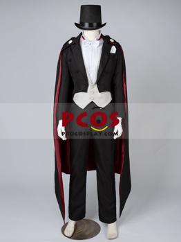 Picture of Ready to Ship Sailor Moon Tuxedo Mamoru Chiba Cosplay Costume mp004330