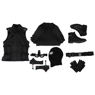 Picture of Spider-Man: Far From Home Spiderman Peter Parker Black Battle Cosplay Costume mp004549
