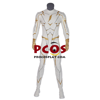 Picture of The Flash Season 5 Godspeed August Heart Cosplay Costume mp004984