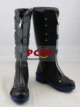 Picture of Project diva x  Vocaloid Hatsune Miku  Rock Punk Version Cosplay Shoes mp004512