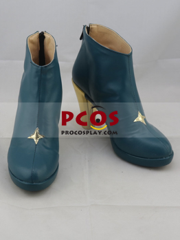 Picture of Vocaloid Hatsune Miku GT Project Cosplay Shoes mp004610