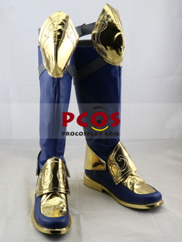 Picture of Dynasty Warriors 8 Sima Yi Cosplay Shoes mp004633