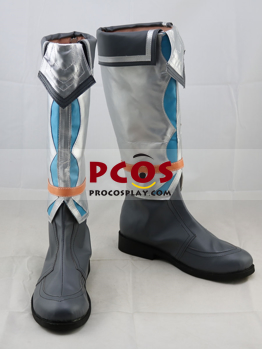 Picture of Dynasty Warriors 8 Jang Wei Cosplay Shoes mp004634