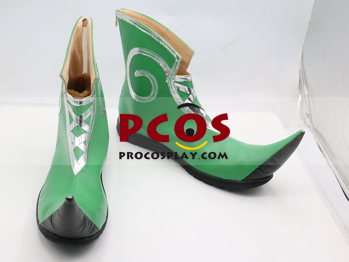 Picture of Overwatch Christmas Elves Tracer Cosplay Shoes mp004669