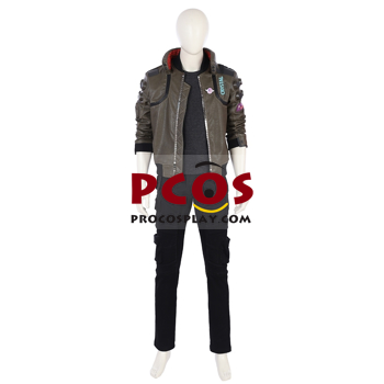 Picture of Cyberpunk 2077 The Male Player Cosplay Costume mp004127