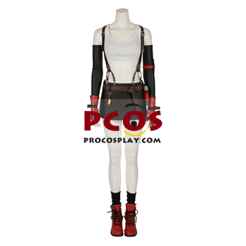Picture of Final Fantasy VII Remake Tifa Lockhart Cosplay Costume mp005021