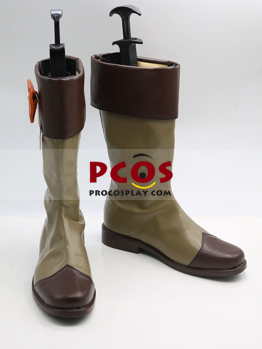 Picture of Fate/Grand Order Caster William Shakespeare Cosplay Shoes mp004727