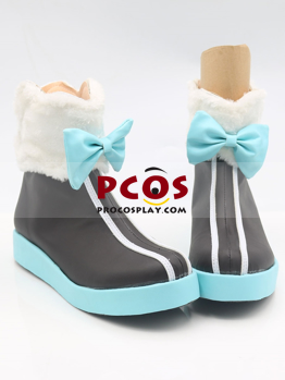 Picture of Vocaloid Hatsune Miku 39 Dress Cosplay Shoes mp004735