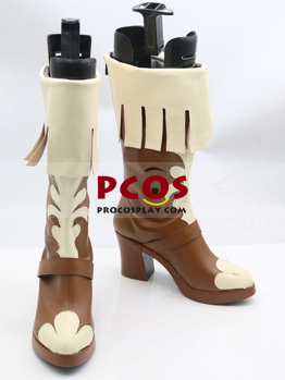Picture of Final Fantasy XII Prishe Cosplay Shoes mp004770