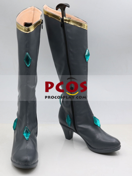 Picture of Yu-Gi-Oh! ZEXAL Mizar Cosplay Shoes mp004779