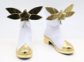 Picture of League of Legends Luxanna Crownguard Cosplay Shoes mp004786