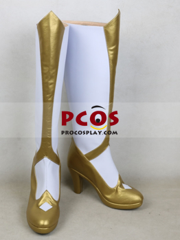 Picture of League of Legends Luxanna Crownguard Cosplay Shoes mp004800