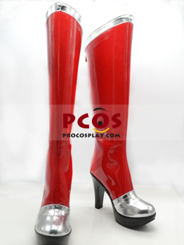 Picture of League of Legends Shauna Vayne Cosplay Shoes mp004803