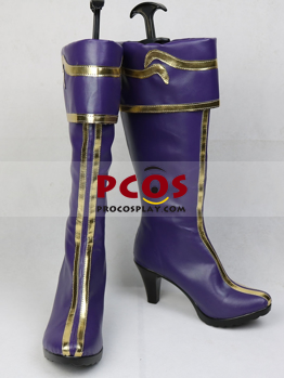 Picture of League of Legends Sivir Cosplay Shoes mp004804