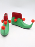 Picture of Buddy - Der Weihnachtself Buddy Cosplay Shoes mp004840