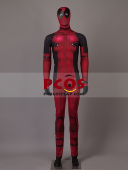 Picture of Ready to Ship Deadpool Wade Wilson Cosplay Costume mp003612