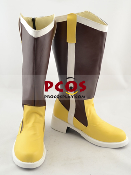 Picture of puella Magi Madoka Magica Tomoe Mami Cosplay Shoes mp004895