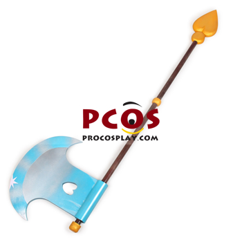 Picture of Alice's Adventures in Wonderland Poker Man Cosplay Axe stick mp004358