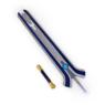 Picture of Sword Art Online Kirito Cosplay Sword mp004423