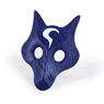 Picture of League of Legends Eternal Hunters Wolf Cosplay Mask mp004445