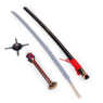 Picture of Fate/Grand Order Okita Souji Cosplay Sword mp004450