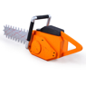 Picture of Resident Evil Chainsaw Mania Cosplay Chain Saw mp004466