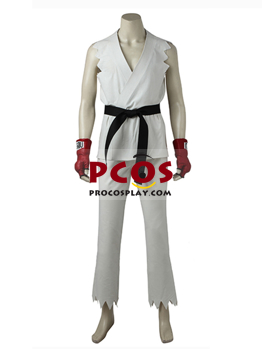 Picture of Street Fighter V Ryu Cosplay Costume mp004968