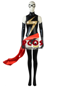 Picture of Captain Marvel First Generation Carol Danvers Comic Cosplay Costume mp004997