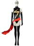 Picture of First Generation Carol Danvers Comic Cosplay Costume mp004997