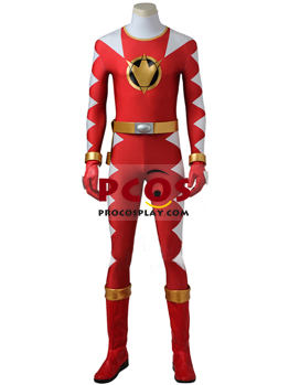 Picture of Mighty Morphin Power Rangers Rocky Cosplay Costume mp005000