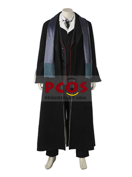 Picture of Fantastic Beasts and Where to Find Them Percival Gravese Cosplay Costume mp005001