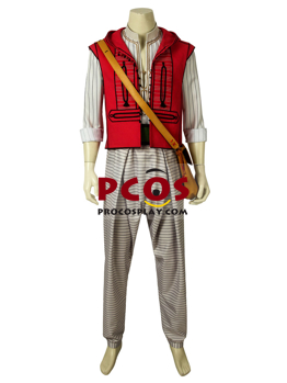 Picture of Aladdin and the magic lamp 2019 Movie Aladdin Cosplay Costume mp004954