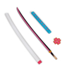 Picture of Demon Slayer: Kimetsu no Yaiba Kanroji Mitsuri Cosplay Sword mp005096