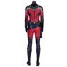 Picture of Avengers: Endgame Captain Marvel Carol Danvers Dark Red Version Cosplay Costume mp005118
