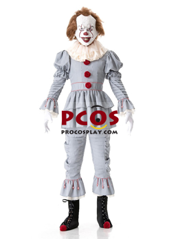 Picture of Stephen King's It Pennywise Cosplay Costume mp005122