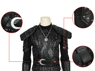 Picture of The Witcher Witcher Geralt Cosplay Costume mp005130